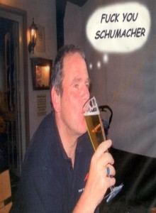 Fuck You Schumacher