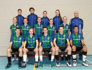 CKV Nieuwerkerk-Trekvogels B1 NK team 2013-2014