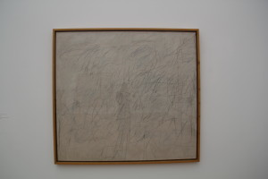 Cy Twombly - Free Wheeler