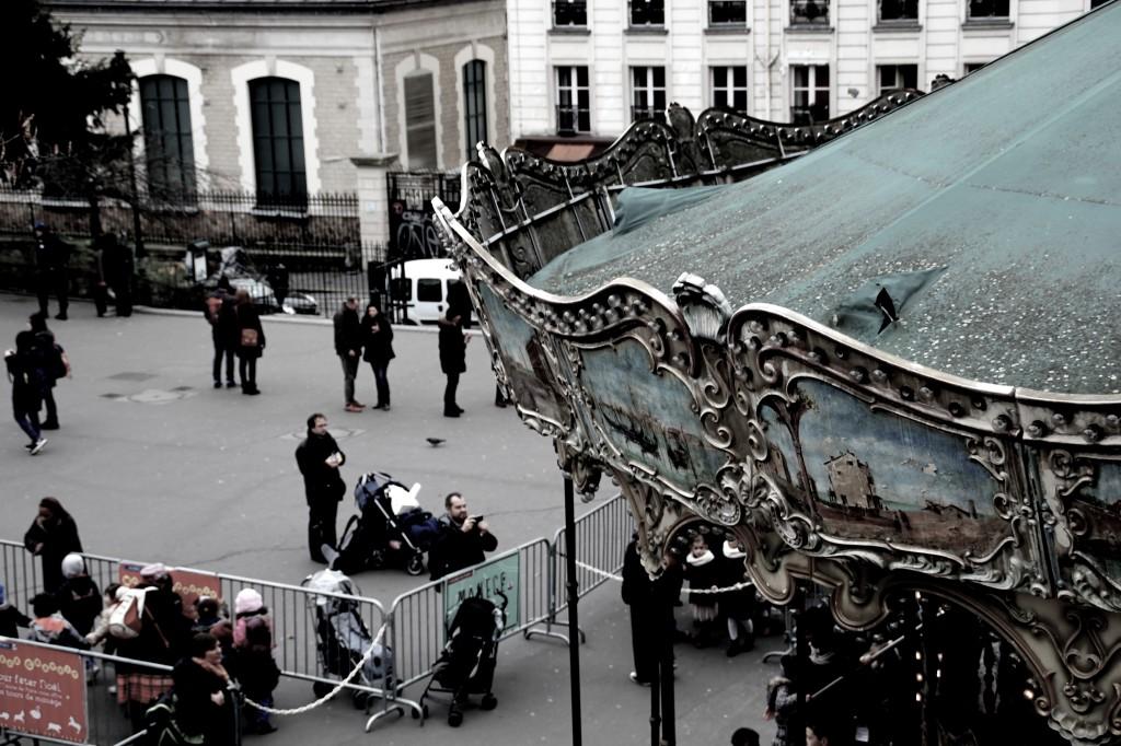 Carrousel Parijs