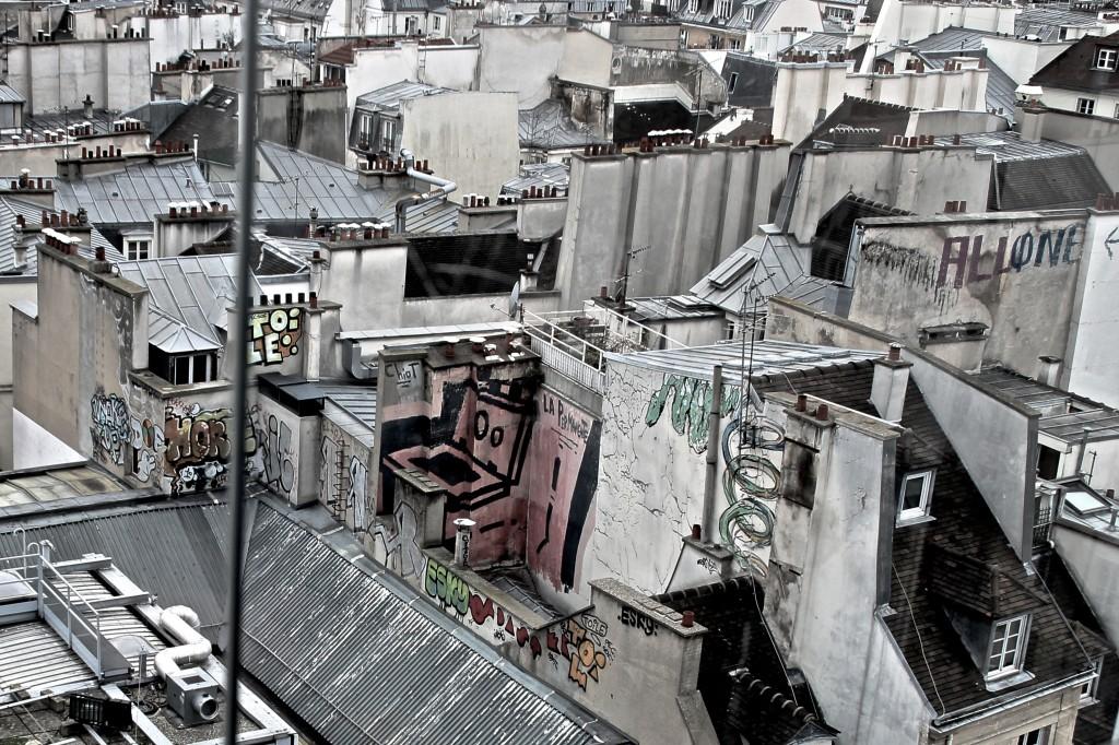 Parijse daken