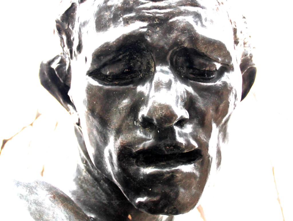 Close-up: Pierre de Wissant - August Rodin