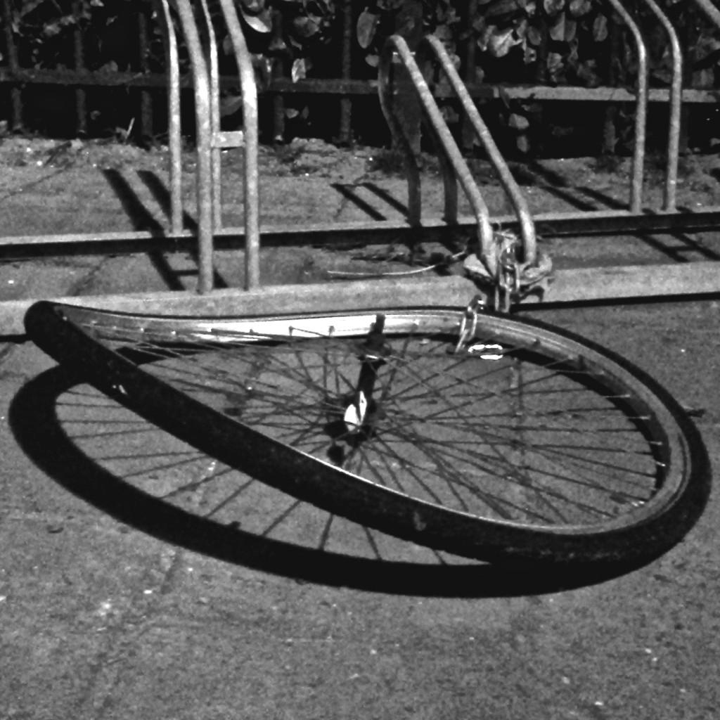 Verloren wiel 1