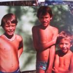 Marco, Maurice, Daniël