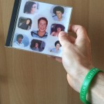 CD werd ter ere van Tante Lile's overlijden gemaakt