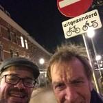 Spookrijders on Tour, tegenover Tattoo Bob op Rotterdam-Katendrecht