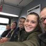 The Griswolds onderweg naar Asbury Park NJ