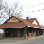 Freehold Trainstation