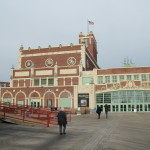 Paramount Theatre andd Convention Hall, Asbury Park NJ