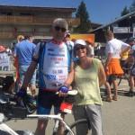 Twan op Alpe d'Huez (2015)