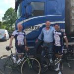 Met Ruud en Marc Baets (12 mei 2016)