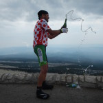 Augustus 2013: Afscheid op de Mont Ventoux: HIJ LEEFT NOG!