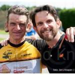 Wim en broer Arnold