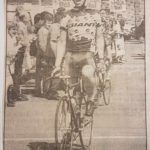 Winnaar etappe Milk Ras Ierland (1994)