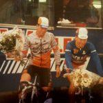 Met Edward podium in Zuidland (1996)