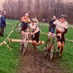 Cross met Maarten en John