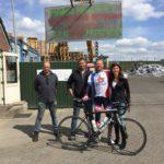 1 mei 2015, Ad6 bezoek aan Hohenwalt
